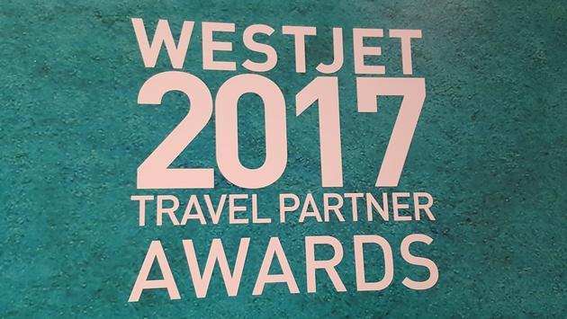WestJet's 2017 Travel Partner Awards where held in Toronto Thursday night.