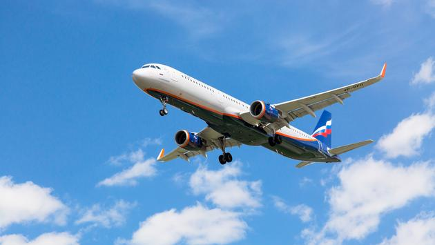 Aeroflot, Airbus, travel