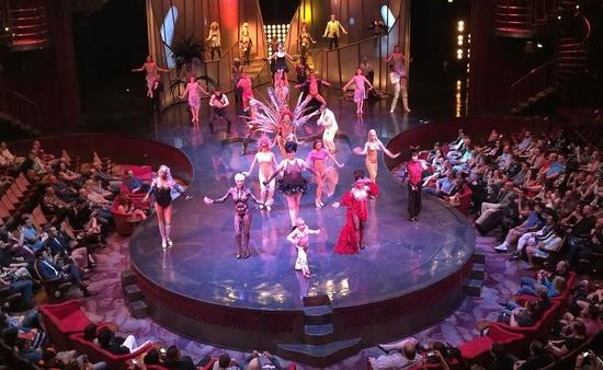 Cirque du Soleil, show, travel