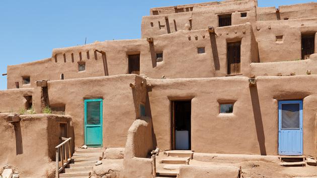 pueblo, native american, new mexico, taos