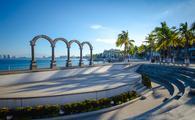 Malecon in Puerto Vallarta