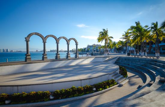 Malecon in Puerto Vallarta