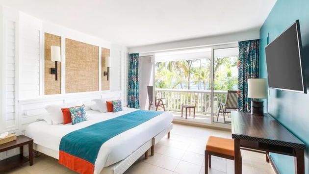Le nouveau look des chambres au Club Med La Caravelle