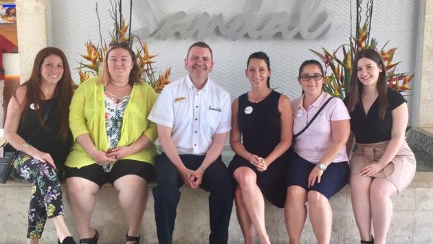 Voyage de familiarisation Sandals-Vacances Air Canada