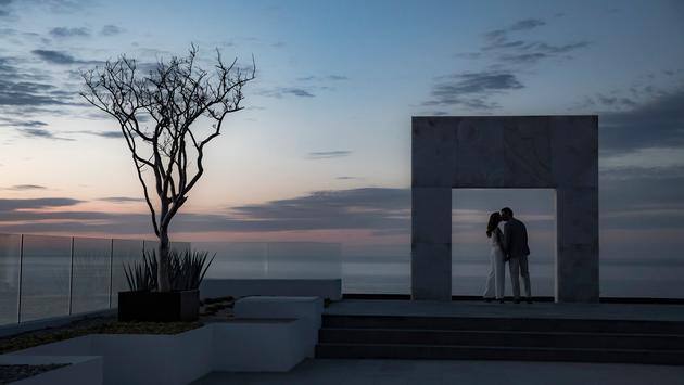Preview Paradise at Le Blanc Los Cabos: Blanc Terrace