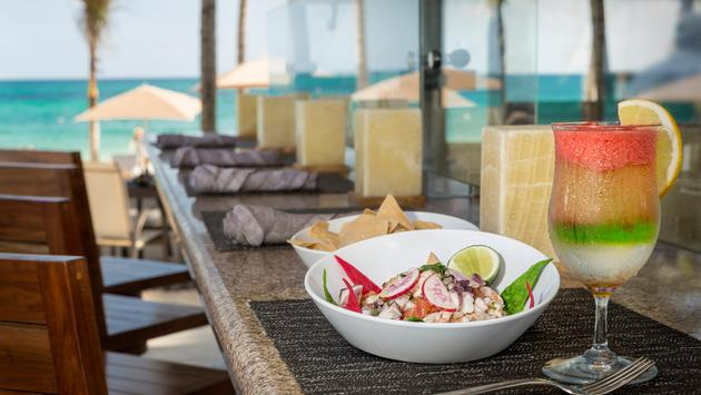 Heaven Bar & Grill - Grand Residences cancun