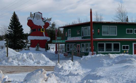 Christmas, Michigan