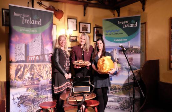 Tourism Ireland in Toronto