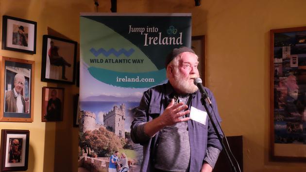 Tourism Ireland Toronto event