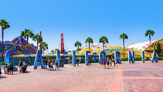 Disneyland, California, travel