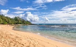 Moloa'a Bay Beach, Kauai