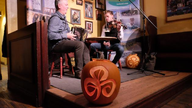 Tourism Ireland music in Toronto