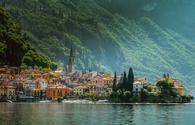 Varenna Town, Lake Como, Italy