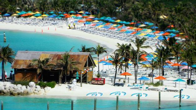 Disney Cruise Line's Castaway Cay