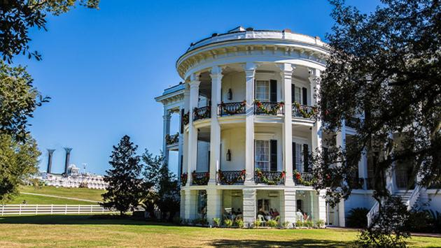 American Queen Steamboat Company, Nottoway Plantation