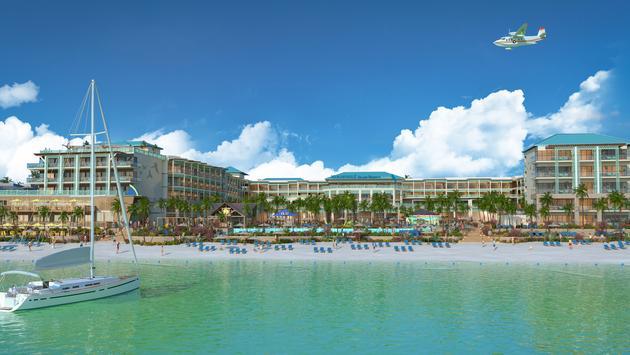 Margaritaville Island Reserve Riviera Cancun by Karisma