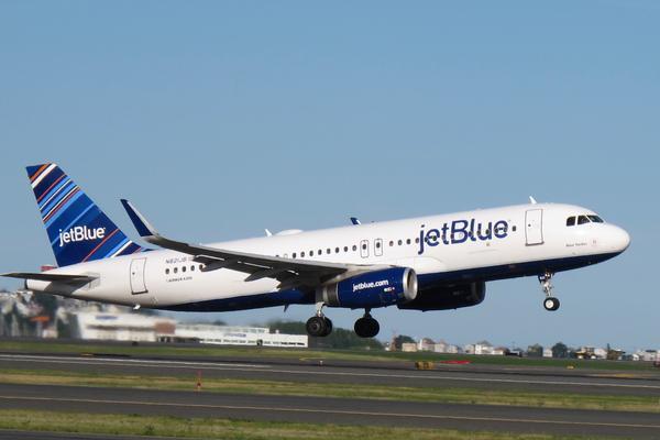 JetBlue Flight Diverted to JFK After Odor Sickens Passengers