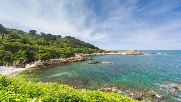 Island of Guernsey, Channel Islands, travel