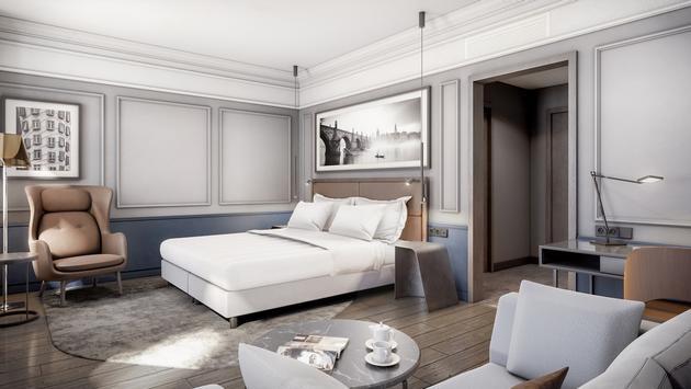 The Radisson Blu Hotel, Prague