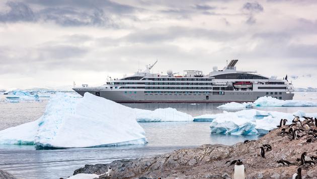 Abercrombie & Kent Arctic Cruise