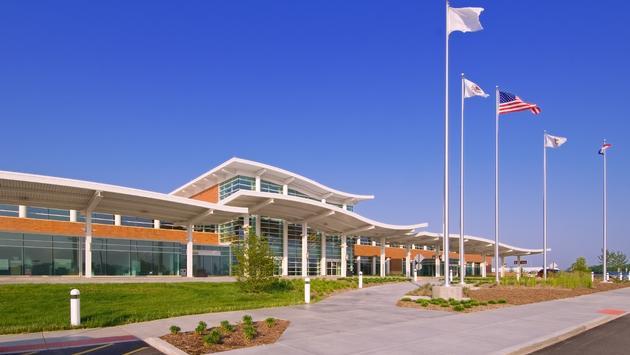 General Wayne A. Downing Peoria International Airport