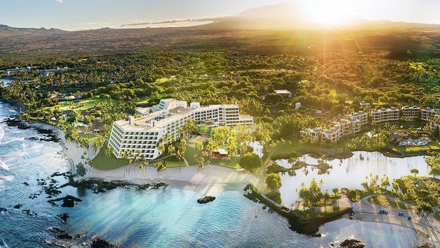 Mauna Lani Hotel, Hawaii Big Island