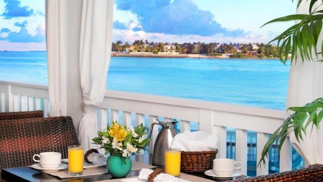 Ocean Key Resort & Spa in Key West, Florida.