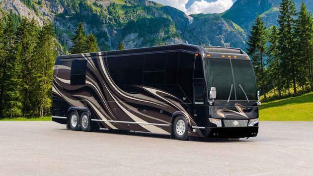Luxury RV