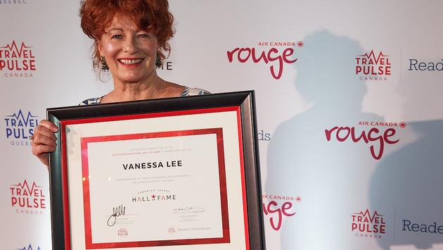 Vanessa Lee, Canadian Travel Hall of Fame