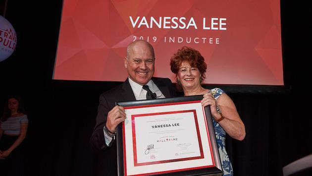 Vanessa Lee and John Kirk