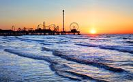 Galveston Island Historic Pleasure Pier is a Pleasure pier in Galveston, Texas, United States.