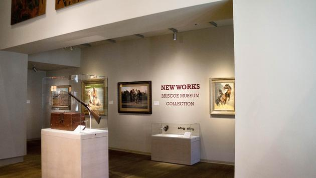 New Works Briscoe Museum Collection