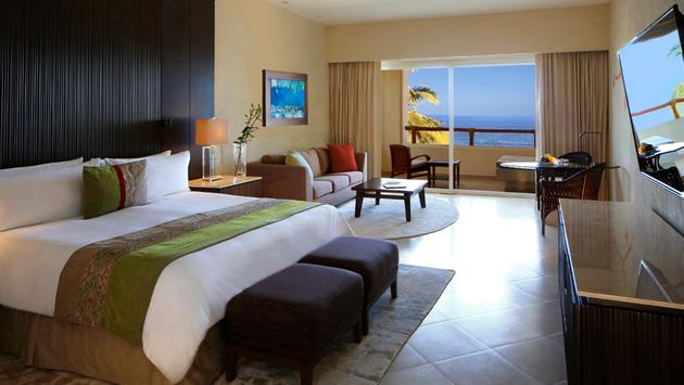 Une suite au Grand Velas Riviera Nayarit