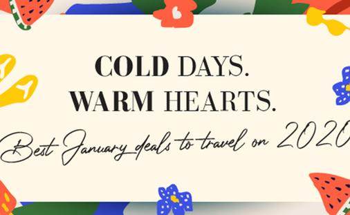 Cold Days, Warm Hearts Promo 2020