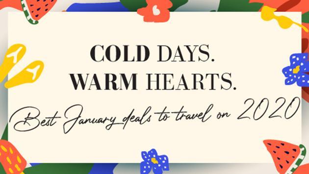 Cold Days, Warm Hearts Promo 2020