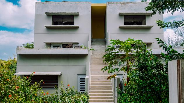 Hix Island House, Puerto Rico, eco-friendly, hotel