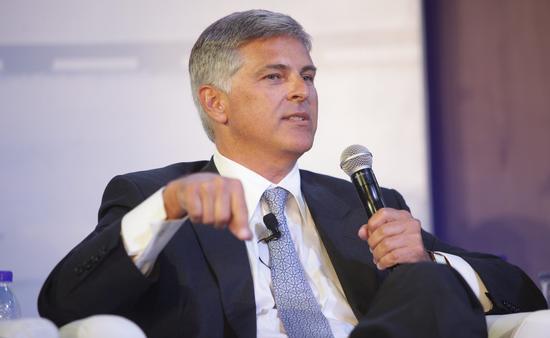 Christopher J. Nassetta, CEO, Hilton Worldwide