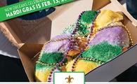 Enter The King Cake Giveaway Here