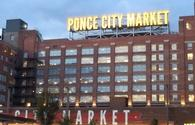 Ponce City Market, Atlanta, Georgia