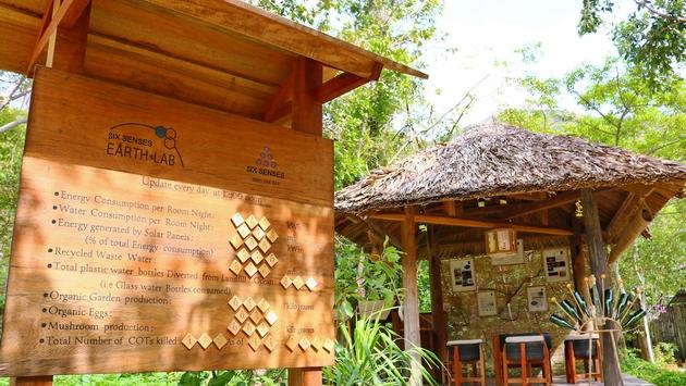 Six Senses Ninh Van Bay launches Earth Lab