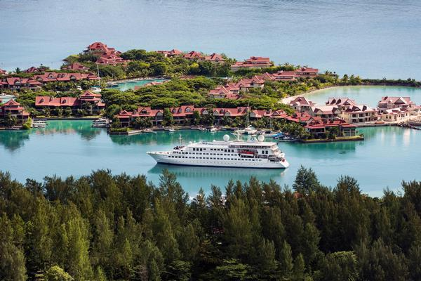 Extend the Journey with Crystal Cruises