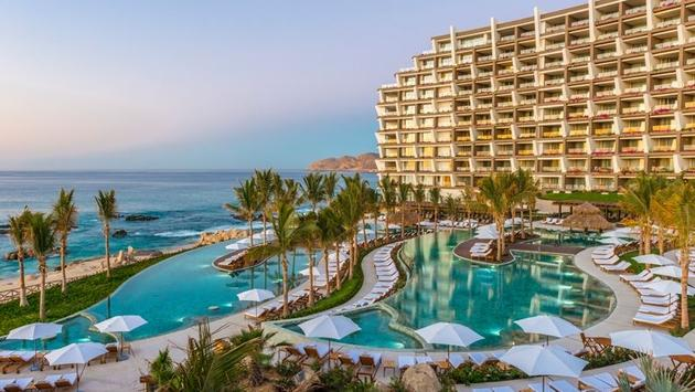 Vue panoramique, Grand Velas Los Cabos