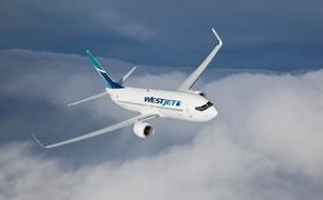 WestJet Boeing Next-Generation 737