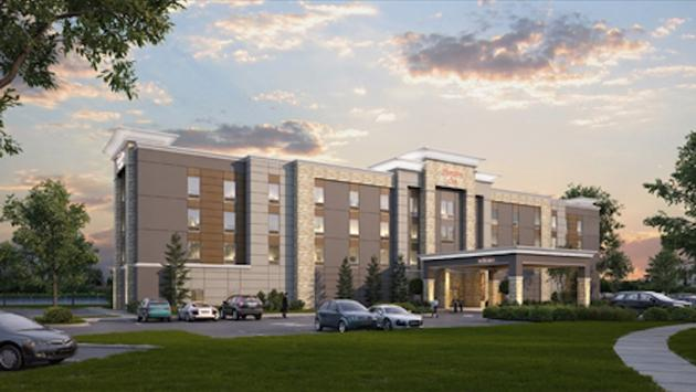 Hampton Inn by Hilton Wichita Northwest