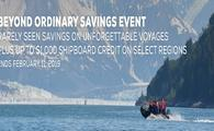 Get up to $1,000 shipboard credit