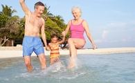 Multi-Generational Travel, Kids, Grandparents