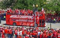 Washington Capitals 2018 Stanley Cup championship parade