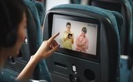 In-flight Yoga (Cathay Pacific & Pure Yoga)
