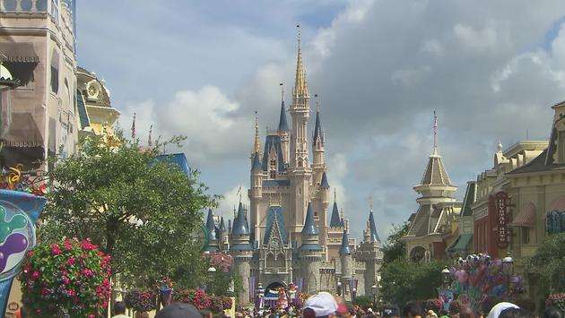 Cinderella's Castle, Walt Disney World