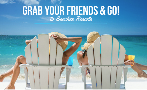 Beaches Friends Forever